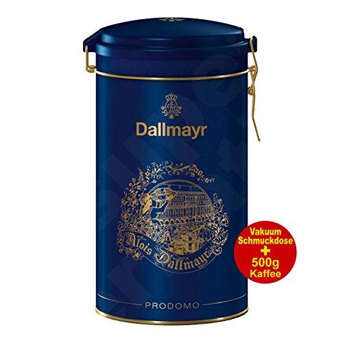 Dallmayr prodomo gemahlen, 500g Schmuckdose 1er Pack