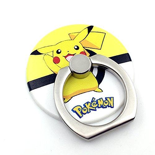 Für Tablet Pokemon-hülle (Pokémon Go – Finger-Halterung Smartphone Halter für die Hand. Handy-Ring für verbesserte Einhandbedienung – Original von PICASO)