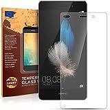 Huawei P8 Lite Verre Trempé Protection écran de meilleure qualité de Zooky®