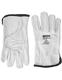 Wolfpack 15030038 - Lederhandschuhe, Größe: 7 Zoll.