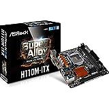 Asrock H110M-ITX Intel Mainboard (2x DDR4 retail) - gut und günstig
