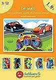 Sabbiarelli Album le Auto, 100AL0554
