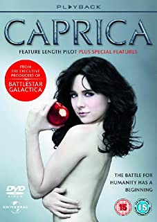 Caprica: The Feature Length Pilot [DVD] (B00342V6Z4) | Amazon price tracker / tracking, Amazon price history charts, Amazon price watches, Amazon price drop alerts