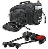 KlickFix Rackpack 1 Plus Gepäckträgertasche