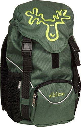 Elkline Tragichselbst Backpack Kids Bottlegreen 2018 Rucksack