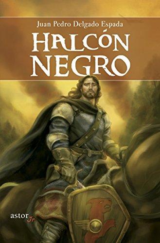 Halcón negro por Juan Pedro Delgado Espada