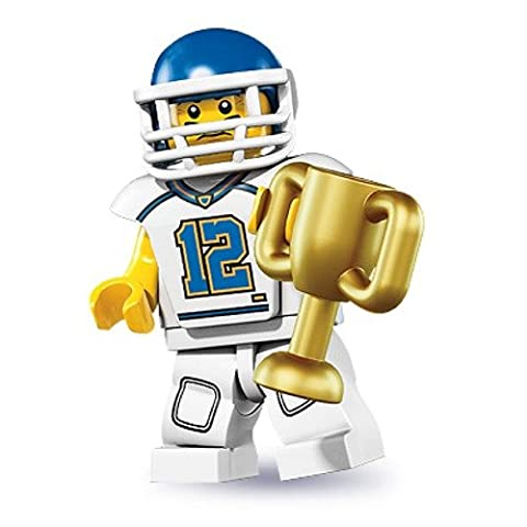 LEGO Collectable Minifigures: Football Player Minifigure (Series 8)