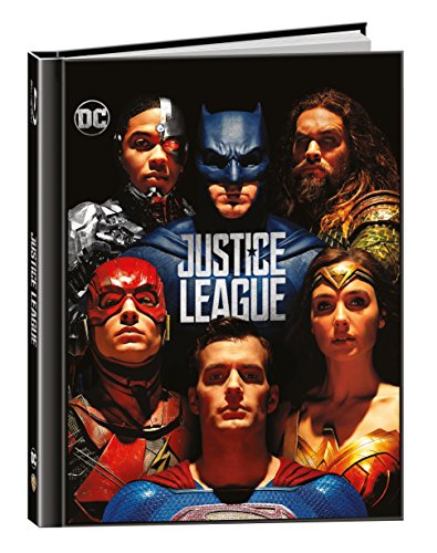 Justice League (Digibook) [Italia] [Blu-ray]