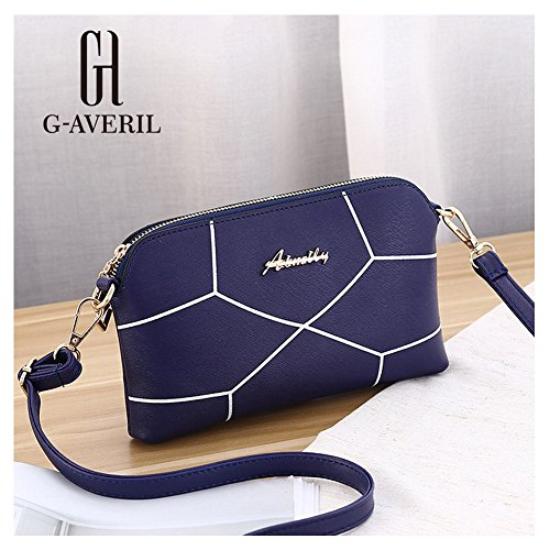 G-AVERIL, Borsa a mano donna Navy blue Navy blue