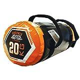 Phoenix Fitness Unisex Lifting Bag, Black, 20 Kg