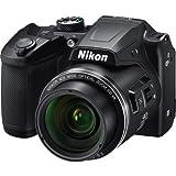 Nikon COOLPIX B500, 16 Megapixel, Compact Camera, Black