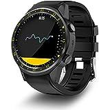 Relojes Deportivos para Hombres y Mujeres, Tarjeta TF, Pantalla 1,3 Pulgadas Bluetooth