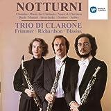 Elegy for J.F.K. · für Sopran, 2 Klarinetten und Altklarinette