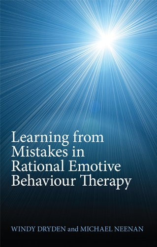 Learning from Mistakes in Rational Emotive Behaviour Therapy (English Edition) por Windy Dryden