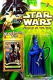 Toy - Hasbro Coruscant Guard (Senate Guard) - Star Wars Power of the Jedi Collection