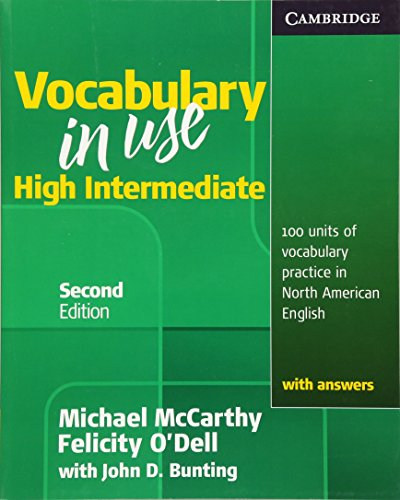 Vocabulary in Use High Intermediate Student's Book with Answers