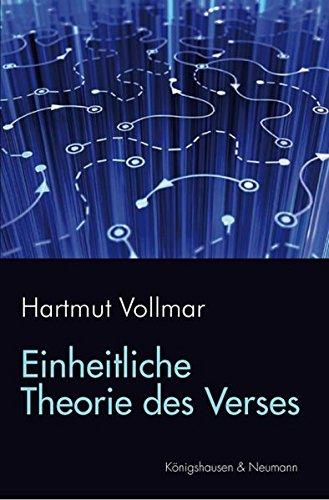 Einheitliche Theorie des Verses
