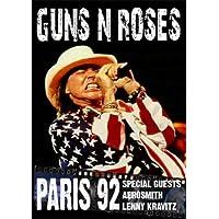 Guns n Roses - Paris 92