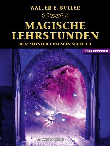 Magische Lehrstunden - Der Meister und sein Schüler
