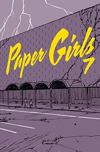 Paper Girls nº 07 (Independientes USA)