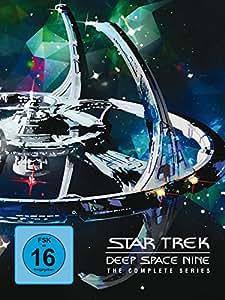Star Trek -Deep Space Nine - Die komplette Serie [48 DVDs]