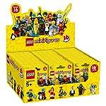 Lego-Serie-Minifigures-16-BABYSITTER-Figure-mini-Insaccato-71013