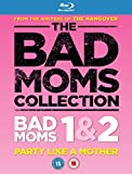 Bad Moms 1 & 2 [Blu-ray] [UK Import]