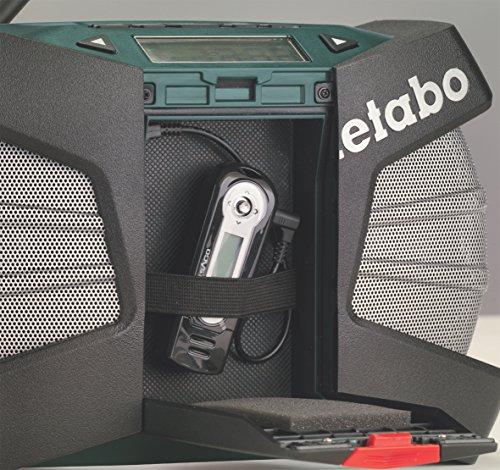 Metabo PowerMaxx RC – Baustellenbadio - 5