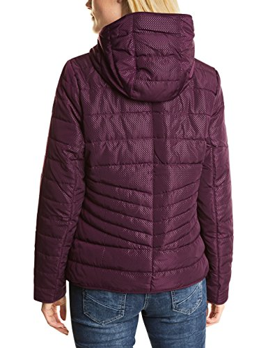 Cecil Jacket with Backpack, Giacca Donna Violett (Dark Berry 10970)