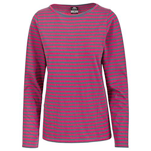 Trespass - Sommerton - Maglietta a maniche lunghe - Donna Bacca