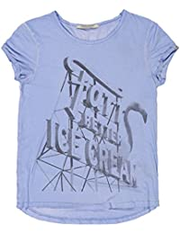 Maison Scotch Short Sleeve Logo Tee