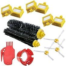 iRobot Kit De Recambio Roomba Series 700 760 770 772 774 775 776 780 782 785 786 790 - Accesorios, Filtros y Cepillos - Garantía: 24 Meses Bosaca Oficial