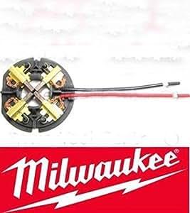 Les Charbons De Milwaukee HD18PD C18PD 290069199 C18ID C18IW HD18PC MW1