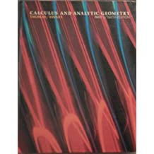 Calculus and Analytic Geometry by George B. Thomas (1984-05-01)