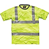 Dickies Hochsichtbares T-Shirt gelb YL L, SA22080