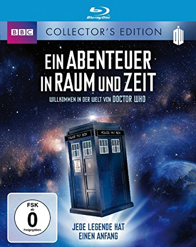 Ein Abenteuer in Raum und Zeit [Blu-ray] [Collector's Edition]