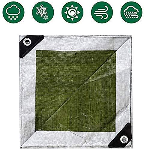 Teloni di Tende CHP Impermeabile Heavy Duty Parabrezza di plastica della Tela di Canapa dell'anello del Metallo Occhiello Homemade Waterslide Esterna Giardino Tenda da Sole, 18 Formati