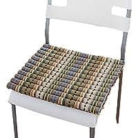 Preisvergleich für JianMeiHome Kissen Stuhlkissen Sitzkissen Tatami Matte Stoff Menschen Kissen Büro Verdickung Kissen Hause Esszimmer Stuhl Kissen