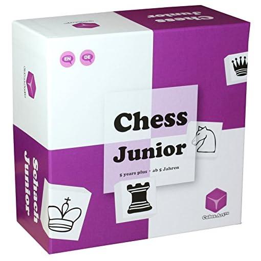 Chess-Junior-Das-Schachspiel-fr-Kinder-nominiert-zum-Besten-Spielzeug-des-Jahres-Violett-deutsch Chess Junior – Das Schachspiel für Kinder – nominiert zum Besten Spielzeug des Jahres, Violett [deutsch] -