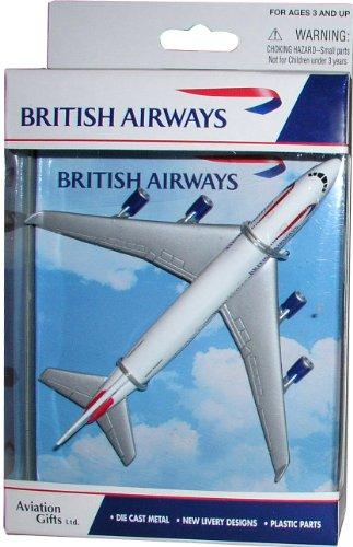 daron-worldwide-trading-rt6004-single-plane-british-airways