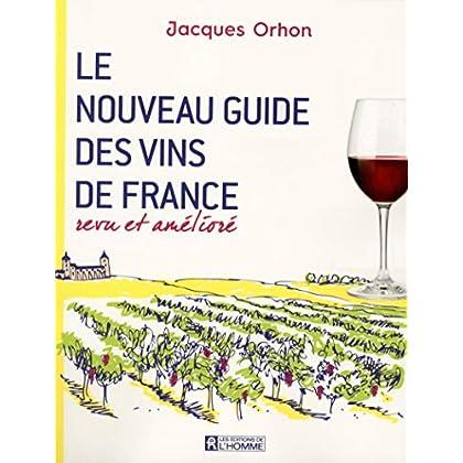 Le nouveau guide des vins de France revu et amélioré