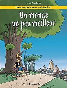 """Afficher """"Nouvelles aventures de Lapinot (Les) n° 1<br /> monde un peu meilleur (Un)"""""""