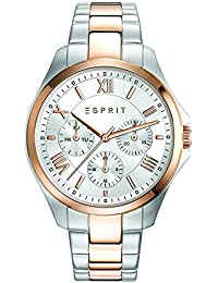 Esprit Women's Analogue Quartz Watch with Stainless Steel Bracelet – ES108442005
