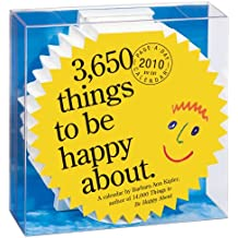 3,650 Things to be Happy About