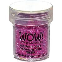 wow Raspberry coulis-regular, Embossing-Puder, mehrfarbige, 5x 3x 3cm