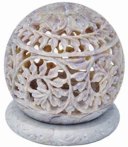 starzebra-faite-a-la-main-en-steatite-photophore-pour-bougie-en-forme-de-sphere-avec-complexe-vigne-