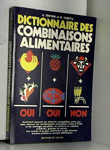 Dictionnaire des combinaisons alimentaires
