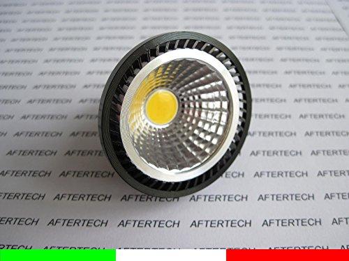Preisvergleich Produktbild aftertech® aftertech aftertech 10 x COB MR16 3 W Leuchtmittel LED 120 ° warmweiß 12 V Strahler Dichroitische