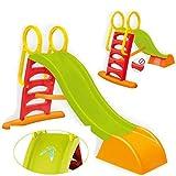 Bambini scivolare scivolo baby giardino