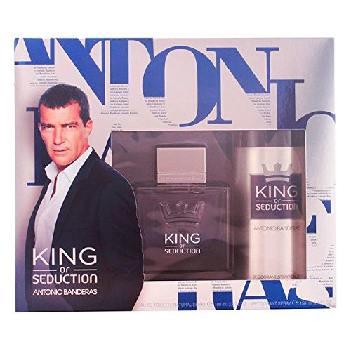 Antonio Banderas 212 Vip Rose Set d'Acqua di Colonia e Deodorante - 250 ml